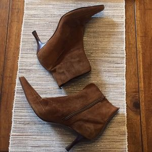 Nordstrom suede boots